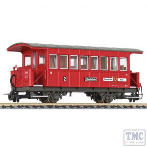 L344358 Liliput HOe Scale Passenger coach type Bi Ried B 12 Zillertalbahn Ep.VI