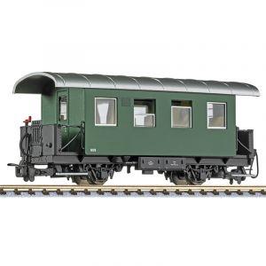 L344384 Liliput HOe Scale 2-Axle Coach No. 909 Waldviertelbahn Ep.VI