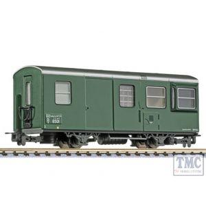 L344431 Liliput HOe Scale 2-axle maintenance car D/s 6501, green