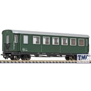 L344555 Liliput HOe Scale 4-axle passenger coach
