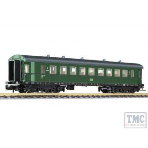L364543 Liliput N Scale Express Coach 2nd Class DR Ep.III