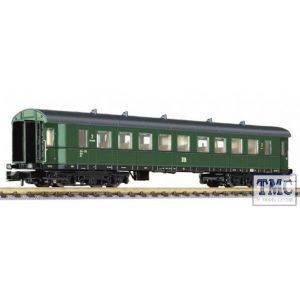 L364544 Liliput N Scale Express Coach 2nd Class DR Ep.III
