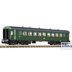 L364544 Liliput N Scale Express Coach 2nd Class DR Ep.III