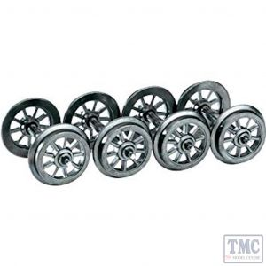 L999304 Liliput Metal Wheel Set Spoked Wheels