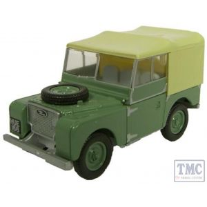 LAN180001 Oxford Diecast 1:43 Scale O Gauge Series 1 Land Rover 80 Inch