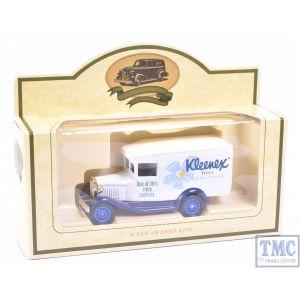 LP2037M Lledo Days Gone Kleenex Velvet Diecast Vehicle (Promotional)(Pre-owned)
