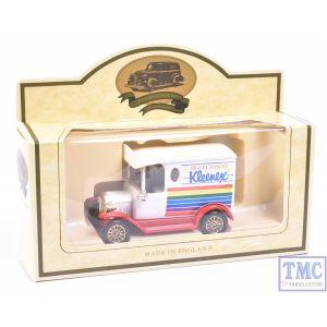 LP2038M Lledo Days Gone Kleenex Travel Tissues Diecast Vehicle (Promotional)(Pre-owned)