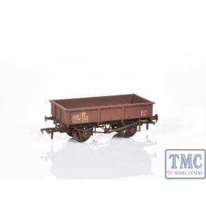 37-355C Bachmann OO Gauge 13 ton Steel Sand Tippler Wagon BR Bauxite Weathered by TMC (Pre Order)