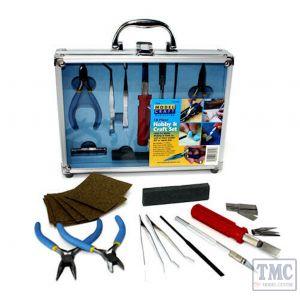 MCPTK1018 Modelcraft Craft and Hobby Tool Set (18pc)