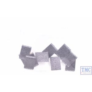 ME312873 Trix N Scale Spare (S) Pads for Cleaning Wagon M15500 (pack of 10)