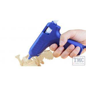 MM017UK Bachmann Modelmaker Low Temperature Glue Gun (UK Plug)