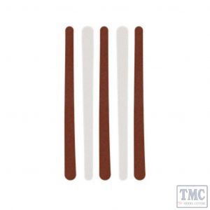 MM018 Bachmann Modelmaker Dual−Grit Sanding Sticks (x10)