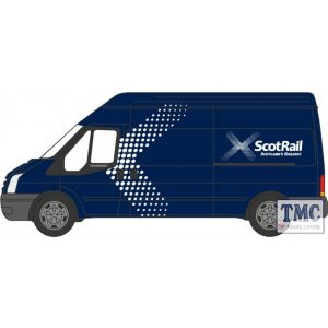 NFT028 Oxford Diecast 1:148 Scale Ford Transit Mk5 High Roof Scotrail