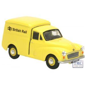 NMM030 Oxford Diecast 1:148 Scale British Rail Morris 1000 Van