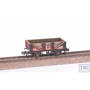 NR-P440 Peco N Gauge Mineral 5 Plank Teign Valley Granite with Extra Detail Weathering by TMC