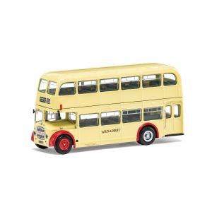 OM40821A Corgi 1:76 Scale Bristol Lodekka- Wilts and Dorset- 38A Salisbury Limited Stop