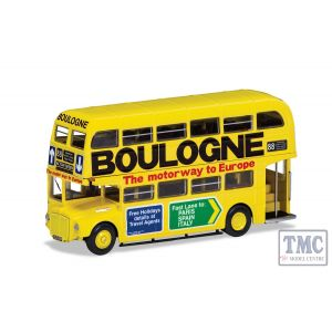 OM46315A Corgi 1:76 Scale AEC Type RM - London Transport - 359 CLT - Route 88 Acton Green - 'Boulogne, The motorway to Europe'