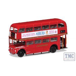 OM46316B Corgi 1:76 Scale AEC Type RM, ALM 50B, Heritage Route 15 Trafalgar Square, 'Mamma Mia!'
