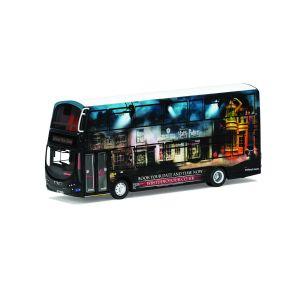 OM46513 Corgi 1:76 Scale Wright Eclipse Gemini 2- Mullany's Buses- Harry Potter Warner Bros. Studio Tour London