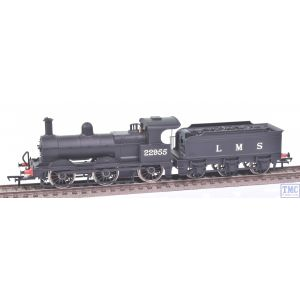 OO Works OO Gauge 1142 Class 2F 0-6-0 no.22955 Belpaire LMS Black (Hand Made)(Never Run)(Pre-owned)