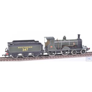 OO Works OO Gauge Drummond K10 4-4-0 no.347 LSWR Green (Hand Made)(Never Run)(Pre-owned)