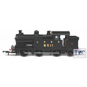 OR76N7002 Oxford Rail 1:76 Scale LNER N7 0-6-2 No 8011