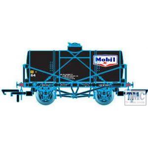 OR76TK2001 Oxford Rail 1:76 Scale Mobil No64 12 Ton Tank wagon