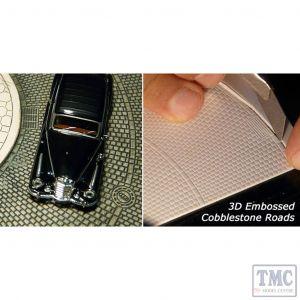 P3D-EB-05 Proses Embossed PVC Sheets (Road Set)