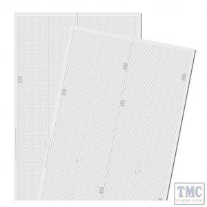 P3D-EB-07 Proses Embossed PVC Sheets (Straight Roads)