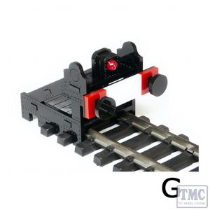 PBF-G-01 Proses G Scale Buffer Stop DC DCC