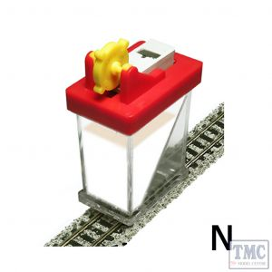 PBS-FIX-03 (N) Proses Ballast Gluer (Fixer) for N Scale Tracks