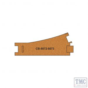 PCB-8072-3 Proses 10 X Pre-Cut Cork Bed for R8072-8073 Standart Points