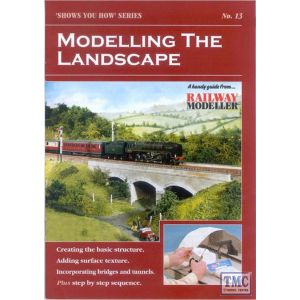 13 Peco Shows You How - Modelling the Landscape NO.13