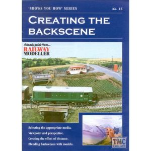 16 Peco Shows You How - Creating the Backscene NO.16