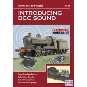 25 Peco Shows You How - Introducing DCC Sound NO.25