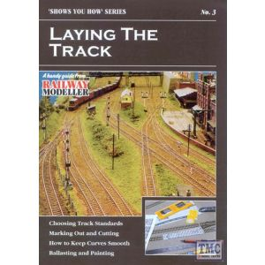 3 Peco Shows You How - Laying the Track NO.3