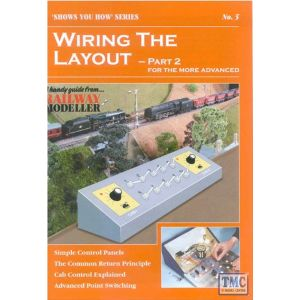 5 Peco Shows You How - Wiring the Layout - Part 2: For the More Advanced NO.5