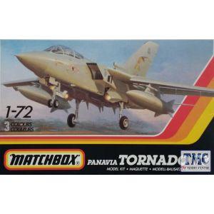 Matchbox 1:72 Scale Kit Panavia Tornado F.3 PK-130 (Pre owned)