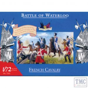 PKAC7212 Accurate Figures 1:72 Scale French Cavalry - Waterloo (ex-Airfix)