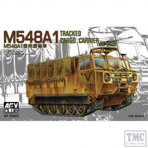 PKAF35003 AFV Club 1:35 Scale M548A1 Tracked Cargo Carrier