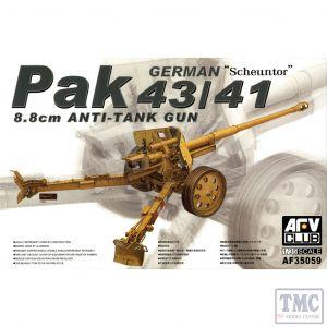 PKAF35059 AFV Club 1:35 Scale PaK43/41 88mm AT Gun