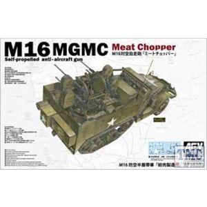 PKAF35203 AFV Club 1:35 Scale M16 Multiple Gun Motor Carriage