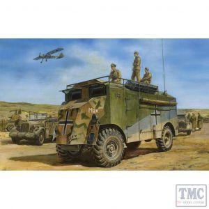 PKAF35235 AFV Club 1:35 Scale Rommel's Mammoth DAK AEC