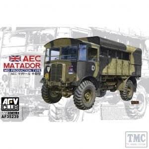 PKAF35239 AFV Club 1:35 Scale AEC Matador Mid type