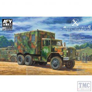 PKAF35304 AFV Club 1:35 Scale M109A3 Shop Van