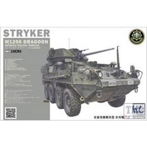PKAF35319 AFV Club 1:35 Scale M1296 Stryker Dragoon Infantry Fighting Vehicle