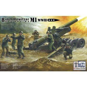 PKAF35321 AFV Club 1:35 Scale WWII M1 8inch Howitzer M2 Limber