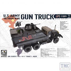 PKAF35323 AFV Club 1:35 Scale King Cobra Gun Truck (M54 + M113)
