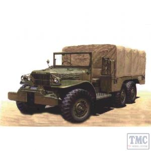 PKAF35S18 AFV Club 1:35 Scale WC63 1¬Ω ton 6x6 Personnel Carrier
