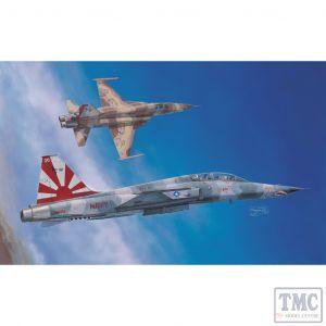 PKAR48103 AFV Club 1:48 Scale F-5F Tiger II VFC-111 Sundowners 'Shark Nose'